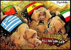 Planul de confiscare a aurului statelor PIIGS