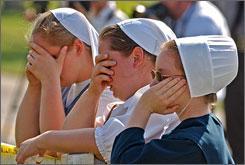 Amish-ii vs violenta (instutionalizata sau revolutionara)