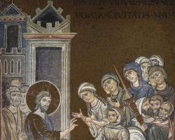 Învierea fiului văduvei din Nain