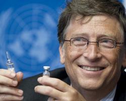 Bill Gates, pledoarie pentru statul mondial