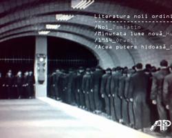 Seminar. Literatura Noii Ordini Mondiale